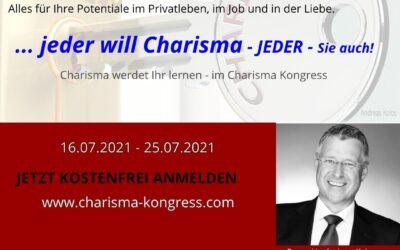 Charisma Kongress-jetzt die Impulse für morgen mitnehmen